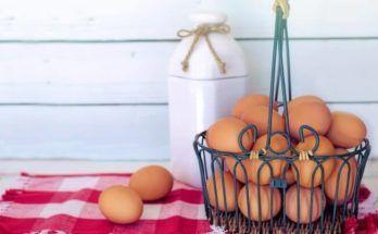 3 huevos al día