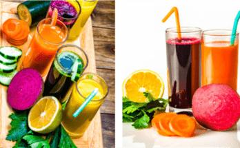 recetas de jugos